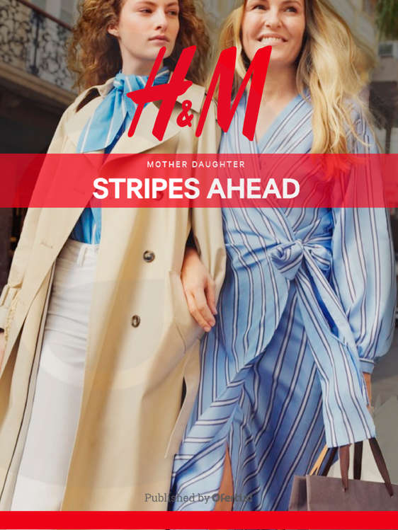 Ofertas de H&M, Stripes Ahead