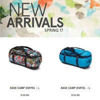 New Arrivals Spring 17