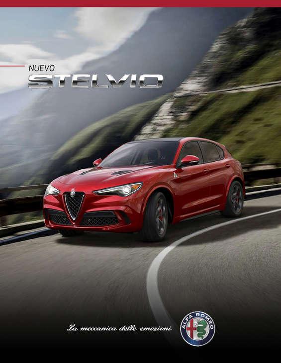 Ofertas de Alfa Romeo, Nuevo Stelvio