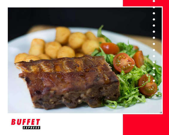 Ofertas de Buffet Express, Productos
