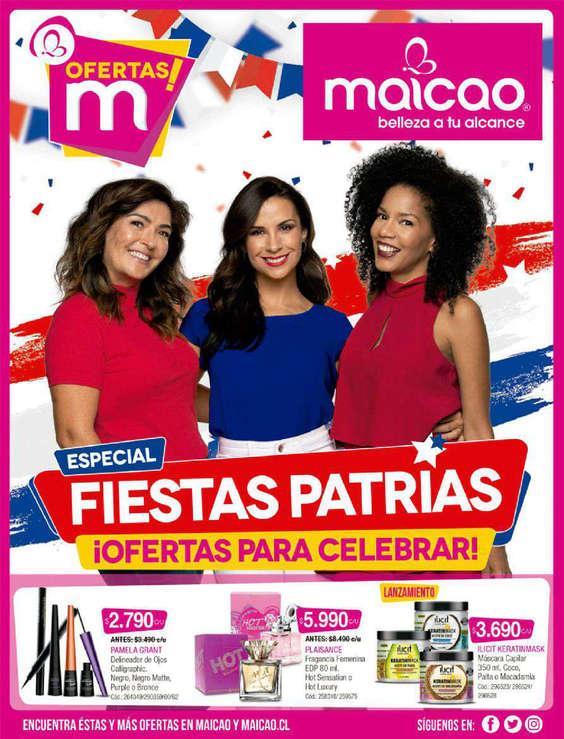 Ofertas de Maicao, Especial Fiestas Patrias