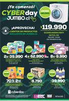 Ofertas de Jumbo, cyber day jumbo