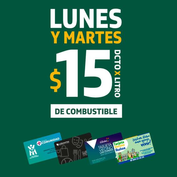 Ofertas de Petrobras, Descuento Lunes Y Martes