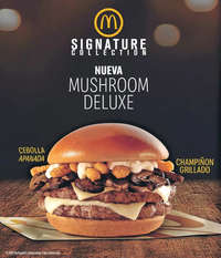 Nueva Mushroom Deluxe
