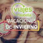 Ofertas de Viajes Falabella, Vacaciones De Invierno