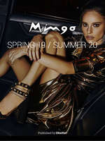 Ofertas de Mingo, Spring Summer 20