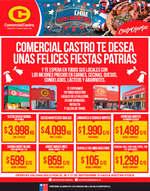 Ofertas de Comercial Castro, ¡Puro Chile, Puras Ofertas!