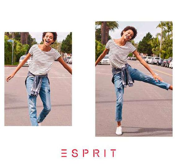Ofertas de Esprit, primavera full colores