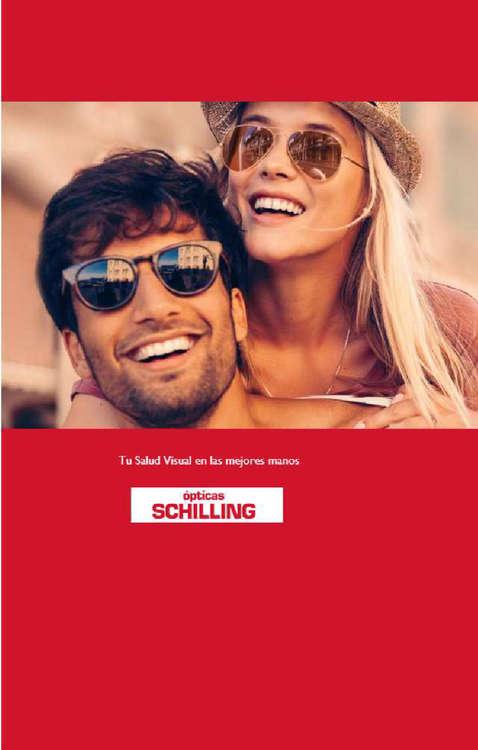 Ofertas de Ópticas Schilling, promociones noviembre