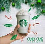 Ofertas de Starbucks, Celebra las fiestas