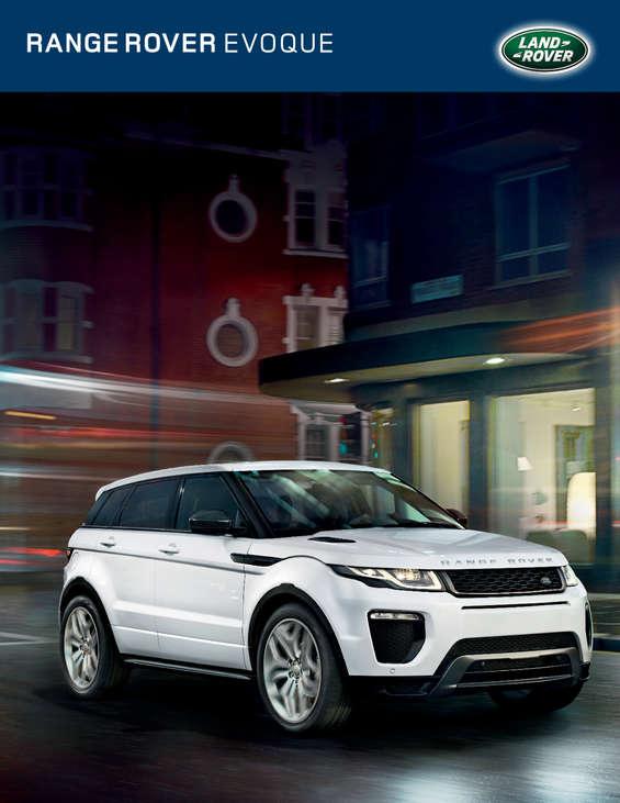 Ofertas de Ditec Automóviles, Range Rover Evoque 2016
