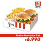 Ofertas de KFC, Boxes Para Compartir