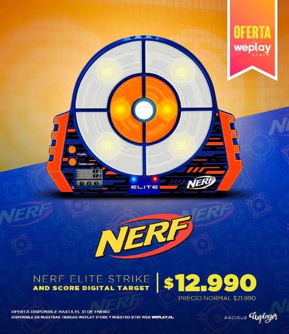 Ofertas de Weplay, Nerf