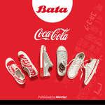 Ofertas de Bata, Bata Heritage X Coca-Cola