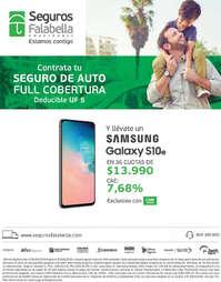 Llévate un Samsung Galaxy S10