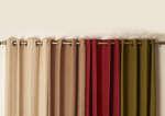 Ofertas de Chantilly, cortinas