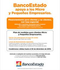 Apoyo A Micro Y Pequeños Empresarios