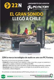 El gran sonido llegó a Chile
