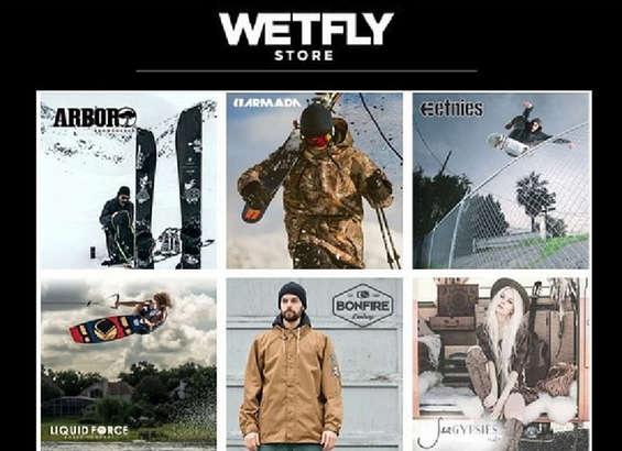 Ofertas de Wetfly, Invierno Wetfly