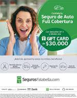 Ofertas de Banco Falabella, Seguro de auto full cobertura