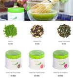 Ofertas de Adagio Teas, Variedades de té