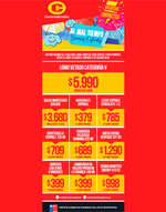 Ofertas de Comercial Castro, Al Mal Tiempo, Buenas Ofertas