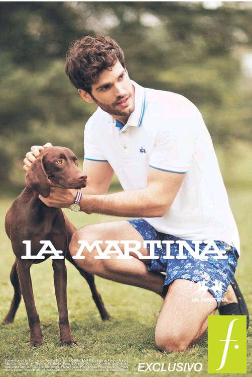 Ofertas de Falabella, La Martina