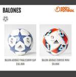 Ofertas de 100x100 Futbol, Balones de temporada