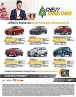 Ofertas de Chevrolet, Chevy Christmas