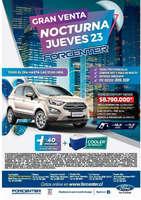 Ofertas de Ford, Gran venta nocturna