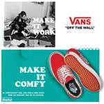 Ofertas de Vans, Make It Comfy