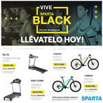 Ofertas de Sparta, Vive Sparta Black