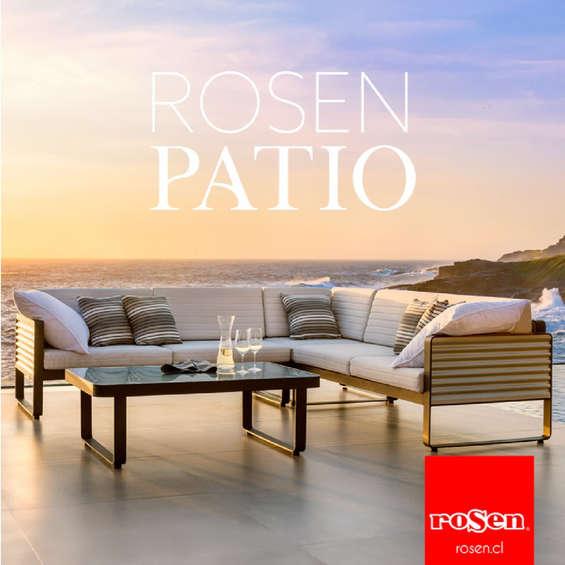 Ofertas de Rosen, Rosen Patio