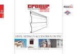 Ofertas de Crosur, vinyl siding y accesorios de PVC
