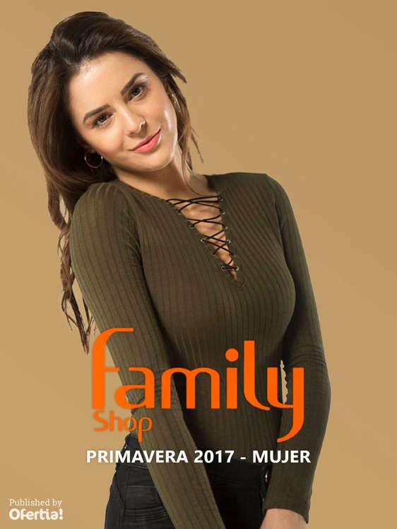Ofertas de Family Shop, Primavera 2017 Mujer