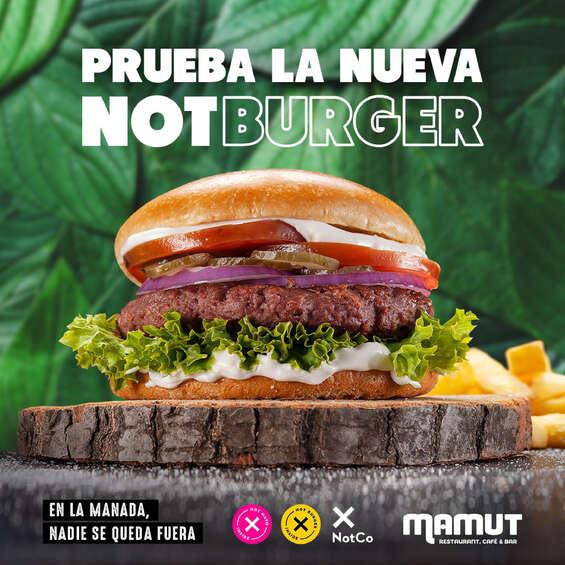 Ofertas de Mamut, Nueva not burger