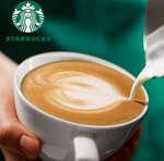 Ofertas de Starbucks, Latte