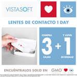 Ofertas de GMO, Lentes De Contacto