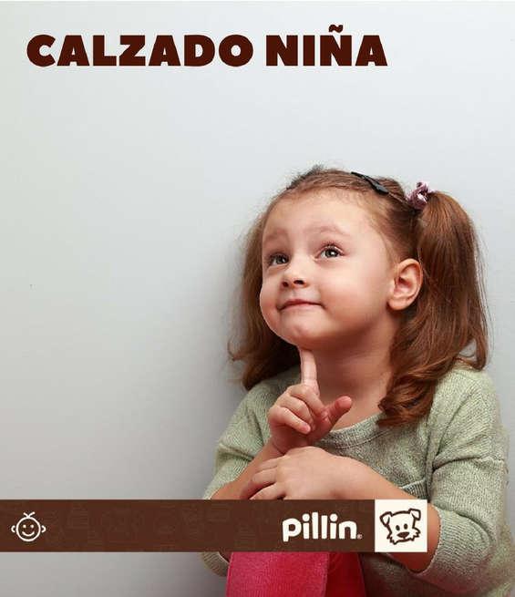 Ofertas de Pillin, Calzado niña