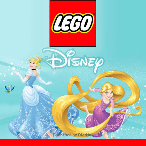 Ofertas de Lego Store, Lego Disney