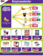 Ofertas de Ok Market, Catálogo Agosto
