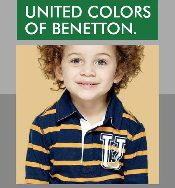 Ofertas de Benetton, School Collection