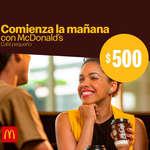 Ofertas de McDonald's, Comienza La Mañana