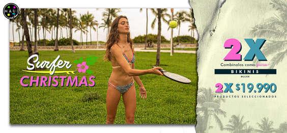 Ofertas de Maui And Sons, Surfer Christmas
