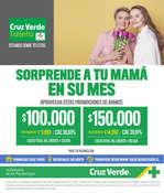 Ofertas de Cruz Verde, Sorprende A Tu Mamá En Su Mes