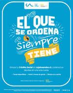 Ofertas de Caja Los Andes, Crédito Social