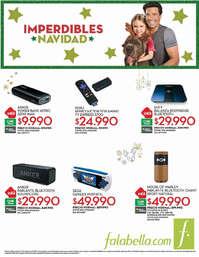 Imperdibles Navidad