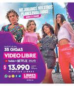 Ofertas de WOM, Video Libre