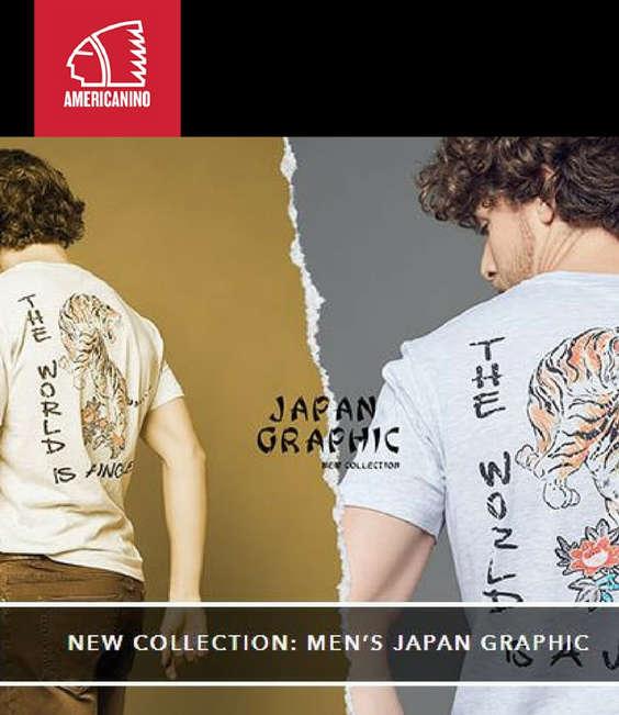 Ofertas de Americanino, Japan Graphic New Collection