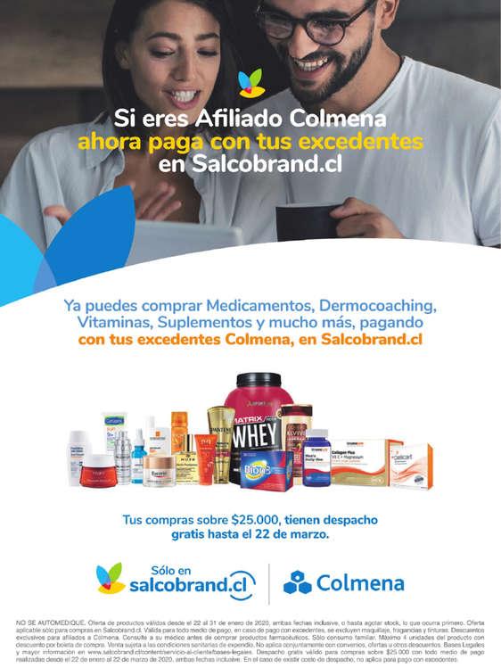 Ofertas de SalcoBrand, Colmena